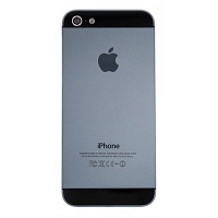 Крышка iPhone 5 (Space Gray)